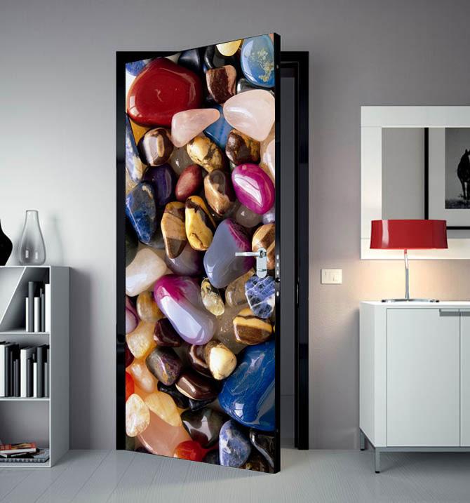 Vinilos cristales puertas amazing puertas abatibles for Vinilos decorativos infantiles baratos